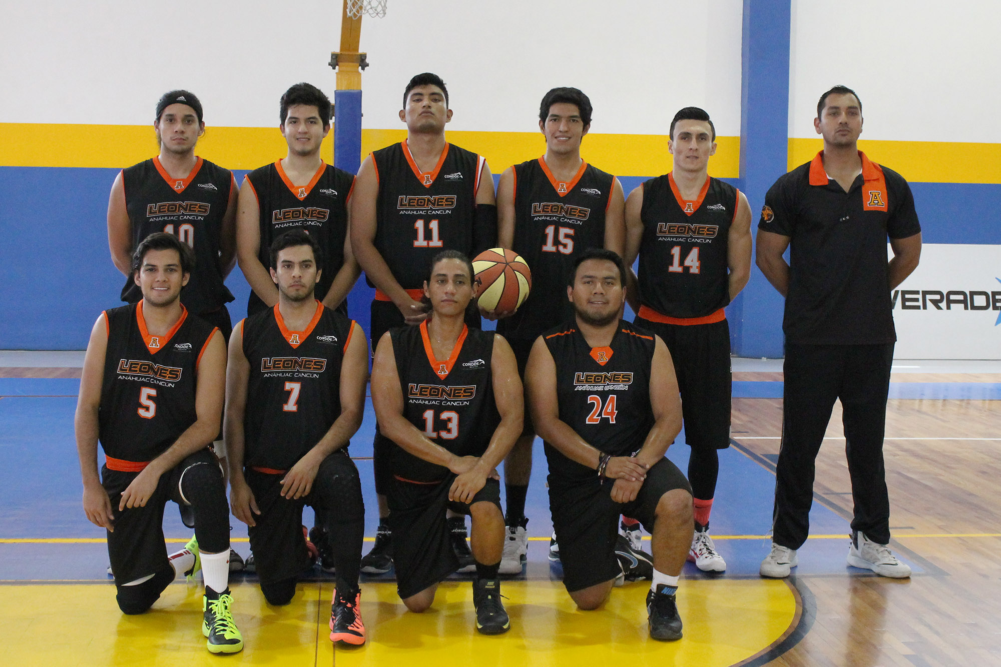 Universiada nacional 2015-basquetbol ITESM Guadalajara vs Universidad Marista de Merida-foto Norma Martinez 11